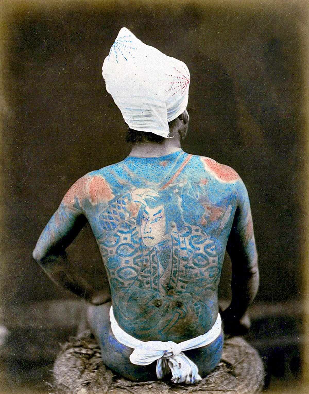 A linda e complicada história das tatuagens japonesas 03