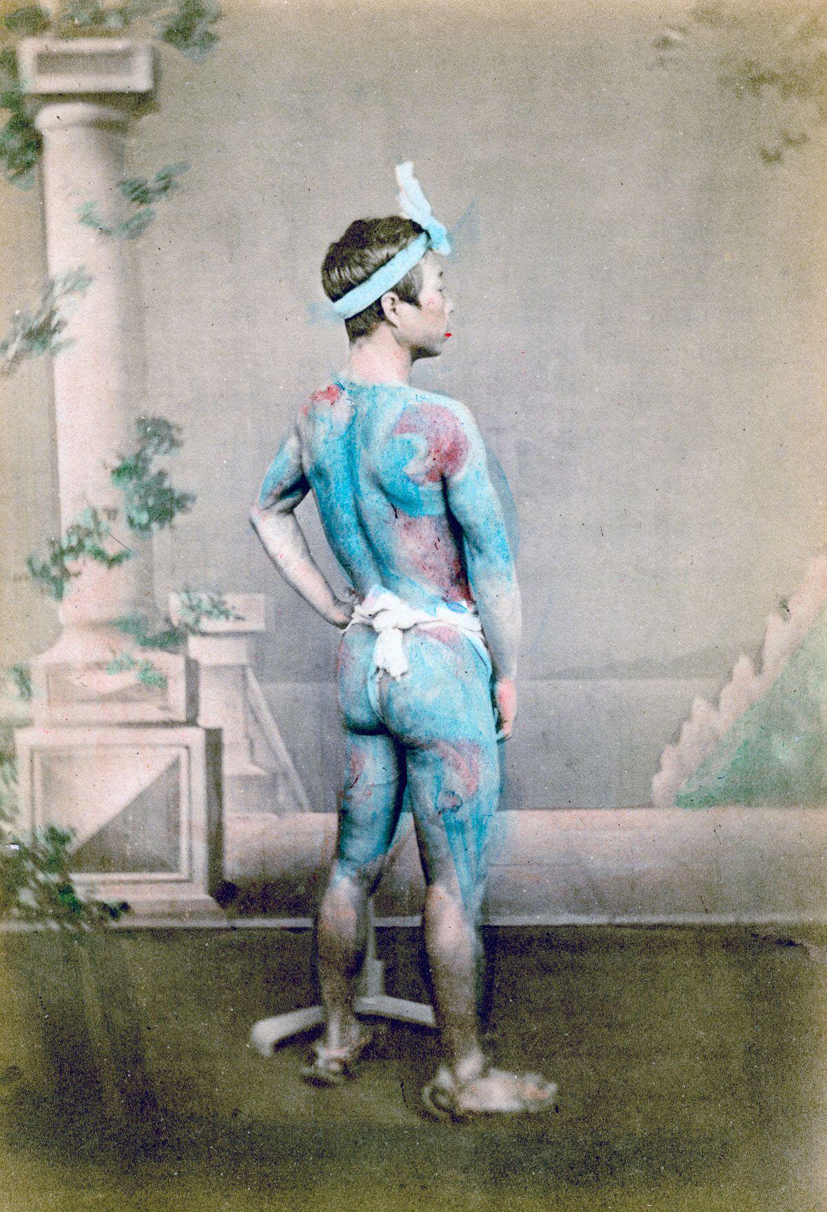 A linda e complicada história das tatuagens japonesas 04