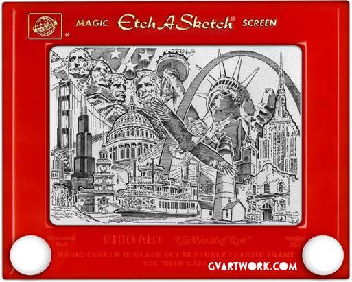 O incrível traço mágico de George Vlosich 08