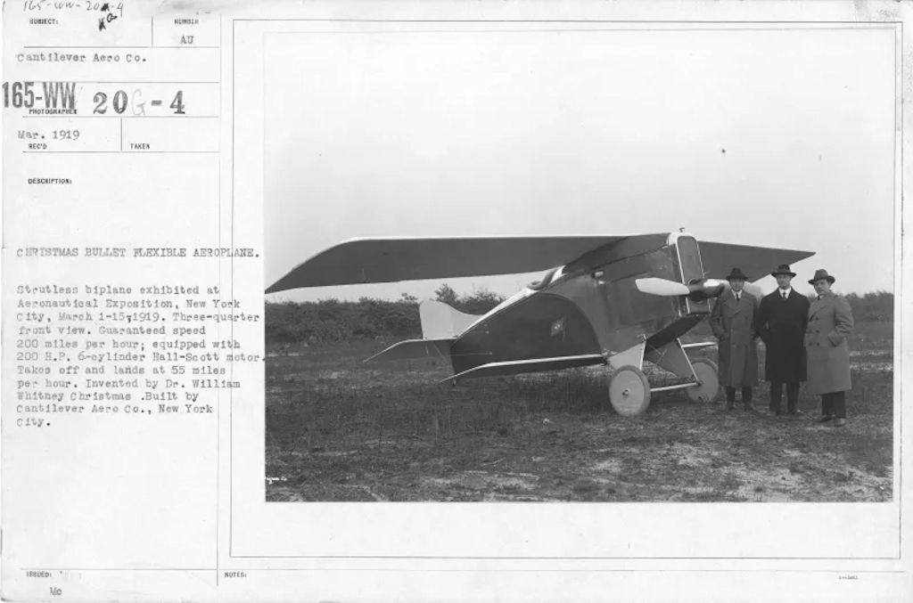 O pior avião da história era tão perigoso que matou todos que tentaram voá-lo