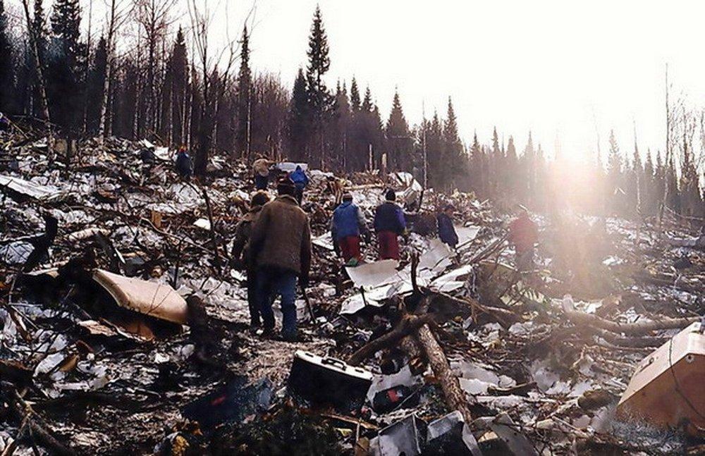 """""""Papai, o que é isso ?"""": o desastre do vôo 593, o avião comercial russo comandado por um menino"""