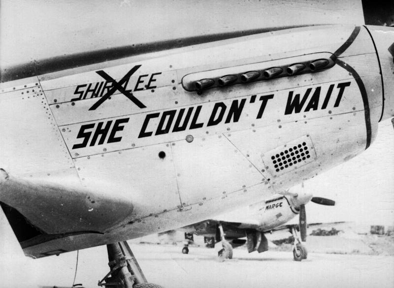 Nose-art em aviões da Segunda Guerra 14