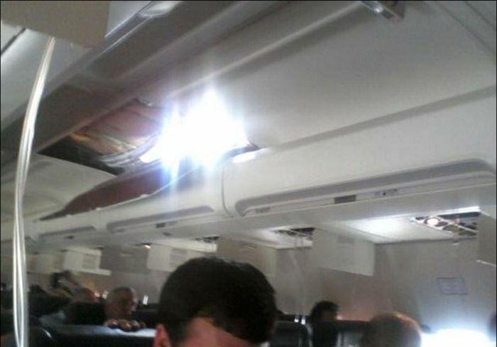 Despressurização no voo de um 737 02