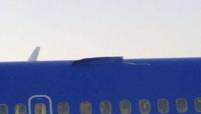 Despressurização no voo de um 737 03