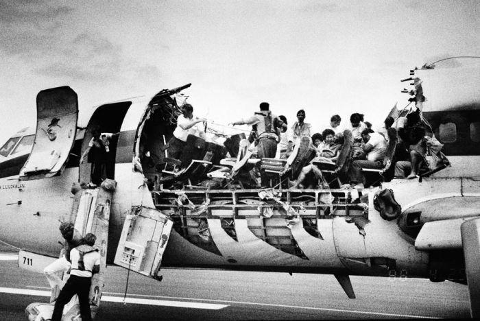 Despressurização no voo de um 737 07