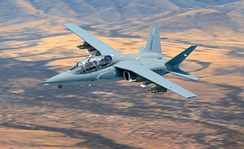 Voltam as hélices: um destes protótipos será o novo avião leve de ataque da força aérea americana 01