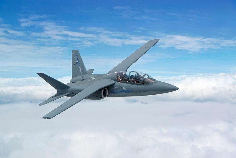 Voltam as hélices: um destes protótipos será o novo avião leve de ataque da força aérea americana 02