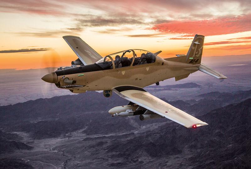 Voltam as hélices: um destes protótipos será o novo avião leve de ataque da força aérea americana 04
