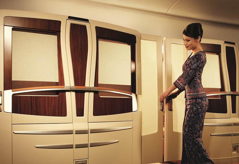Companhia aérea oferece voos com suites de luxo 02