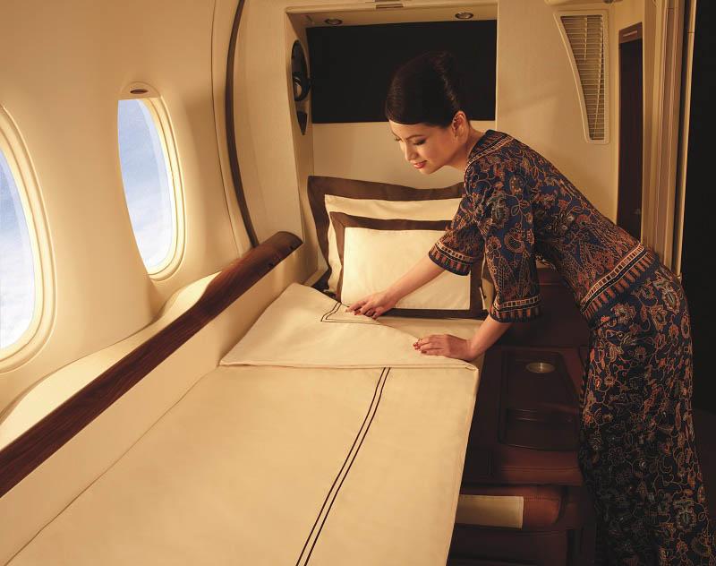 Companhia aérea oferece voos com suites de luxo 04