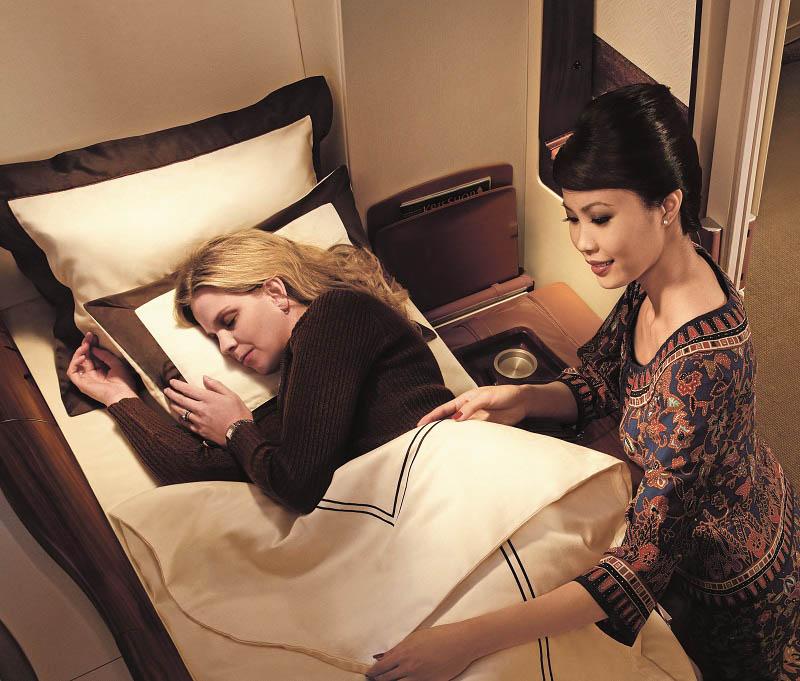 Companhia aérea oferece voos com suites de luxo 05