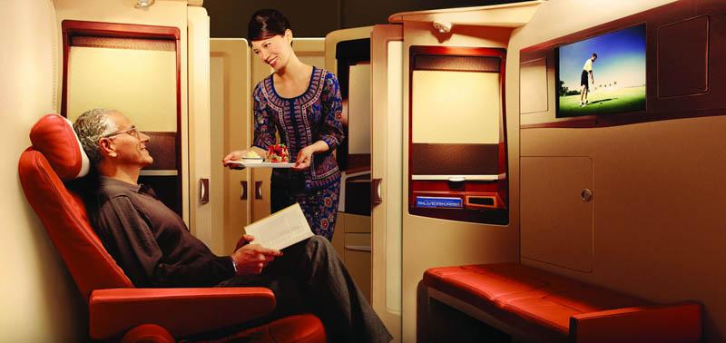 Companhia aérea oferece voos com suites de luxo 08
