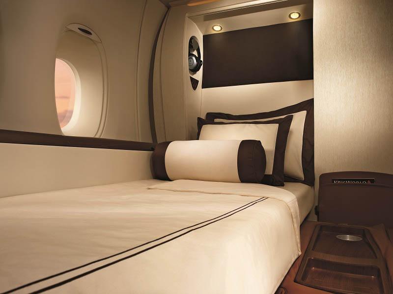 Companhia aérea oferece voos com suites de luxo 09