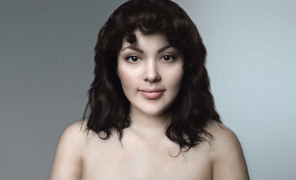 """Jovem plus-size pediu a editores de todo o mundo para deixá-la """"bela"""" usando o photoshop 03"""