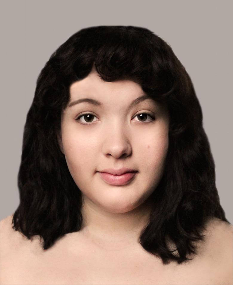 """Jovem plus-size pediu a editores de todo o mundo para deixá-la """"bela"""" usando o photoshop 08"""