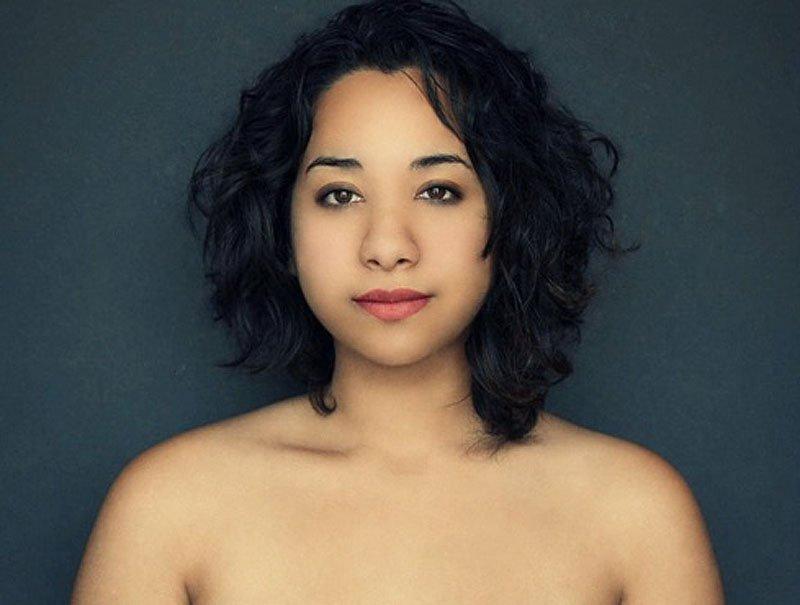 Outra jovem teve seu rosto fotochopado ao redor do mundo para examinar padrões de beleza 02