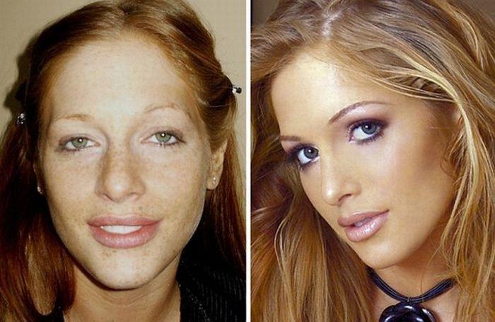 Artista da maquiagem faz incríveis transformações 02