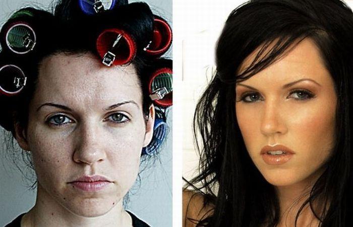 Artista da maquiagem faz incríveis transformações 03