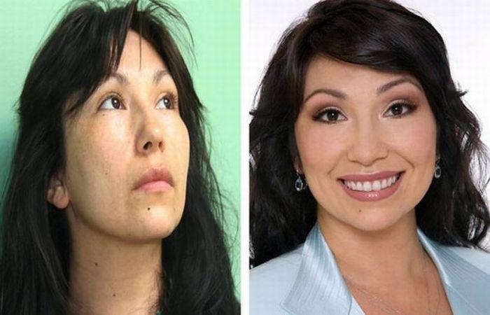 Artista da maquiagem faz incríveis transformações 04