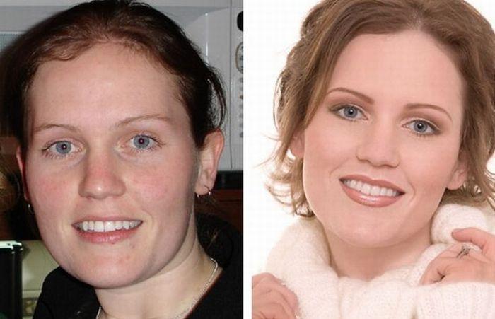 Artista da maquiagem faz incríveis transformações 05