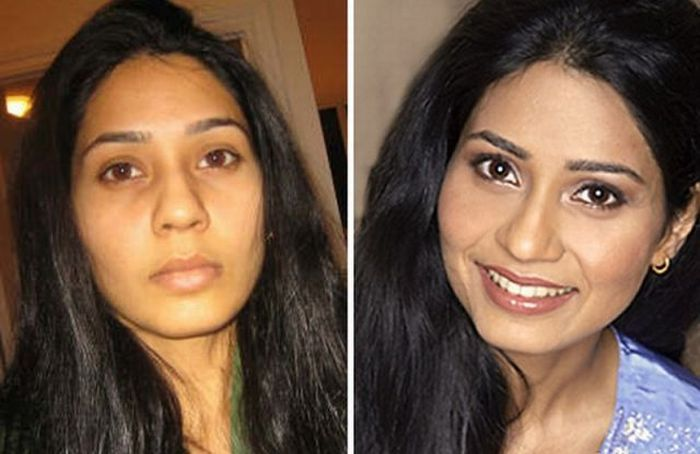 Artista da maquiagem faz incríveis transformações 06