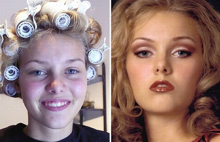 Artista da maquiagem faz incríveis transformações 08
