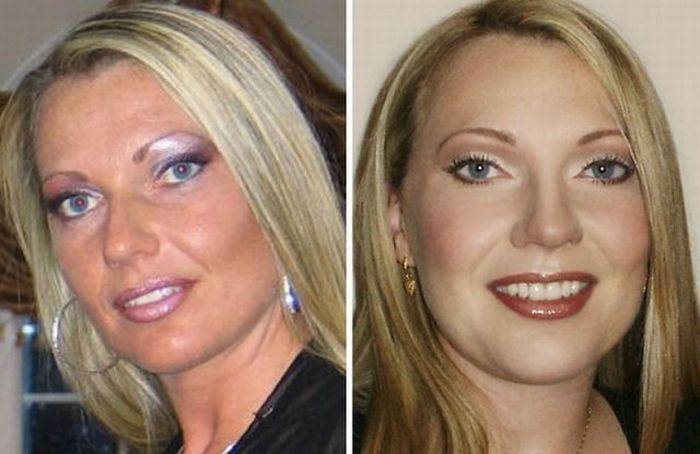 Artista da maquiagem faz incríveis transformações 11
