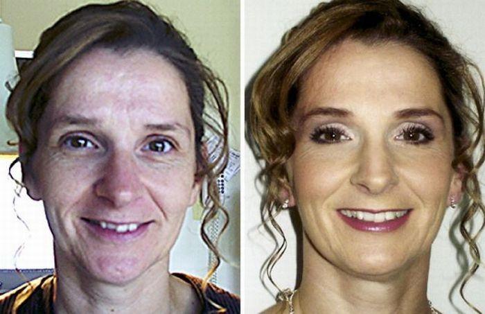 Artista da maquiagem faz incríveis transformações 13