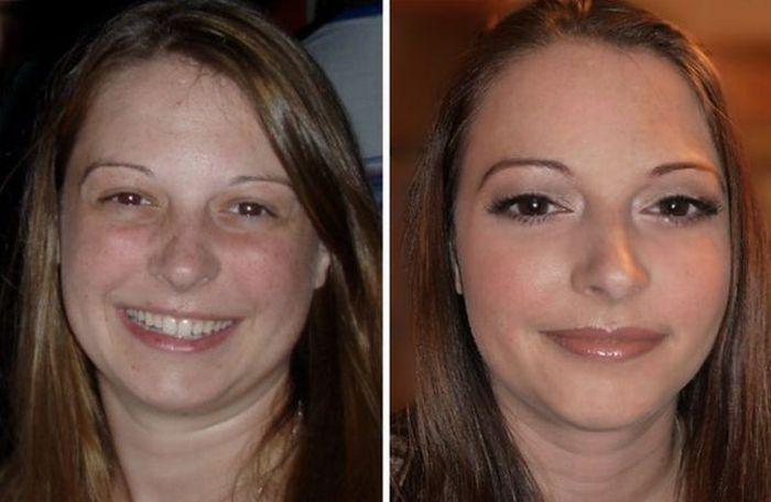 Artista da maquiagem faz incríveis transformações 14