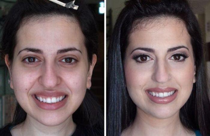 Artista da maquiagem faz incríveis transformações 16