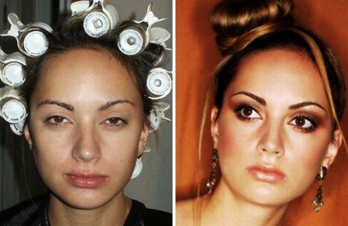Artista da maquiagem faz incríveis transformações 20