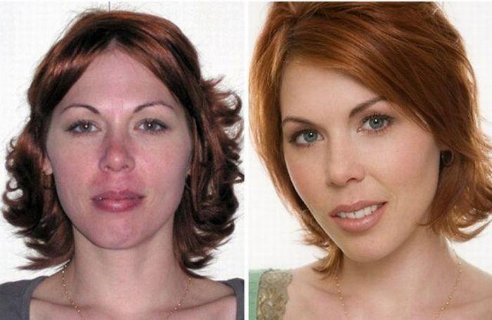 Artista da maquiagem faz incríveis transformações 23