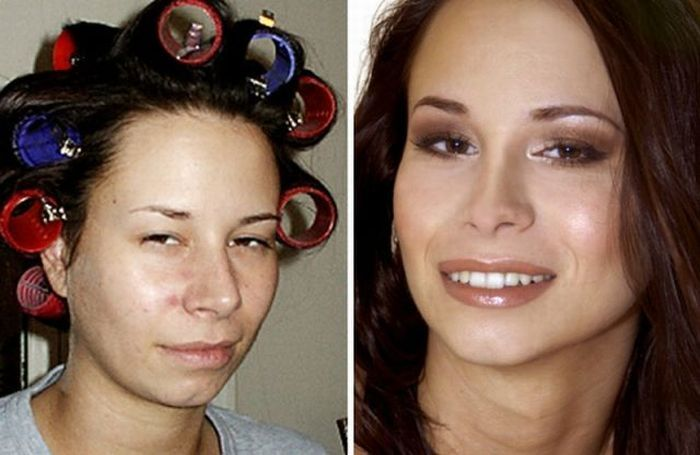 Artista da maquiagem faz incríveis transformações 25