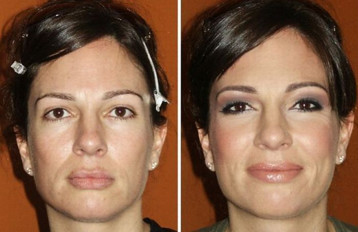 Artista da maquiagem faz incríveis transformações 27