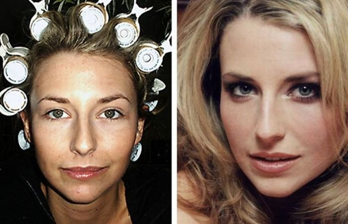 Artista da maquiagem faz incríveis transformações 28