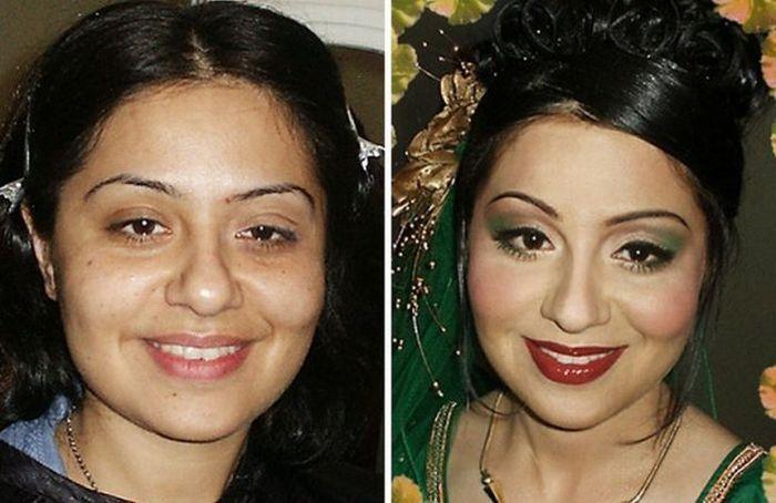 Artista da maquiagem faz incríveis transformações 29