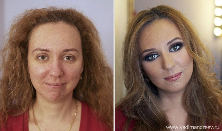 Antes e depois de milagres da maquiagem 2 12
