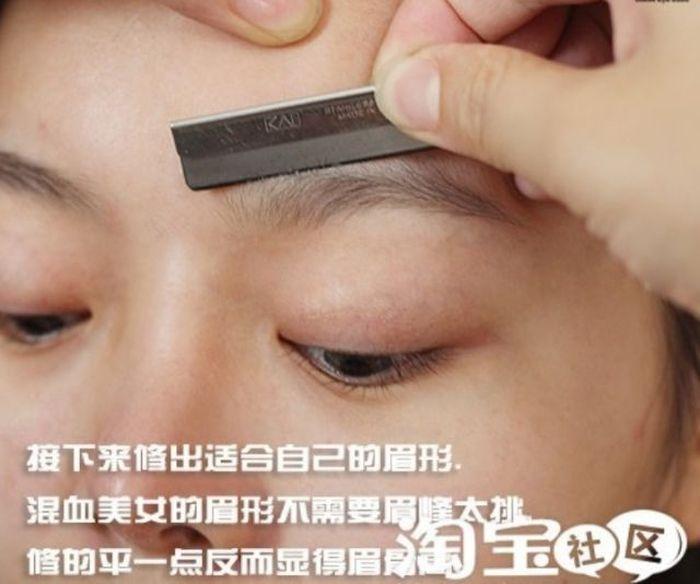 Gatinhas asiáticas antes e depois da maquiagem 2 02