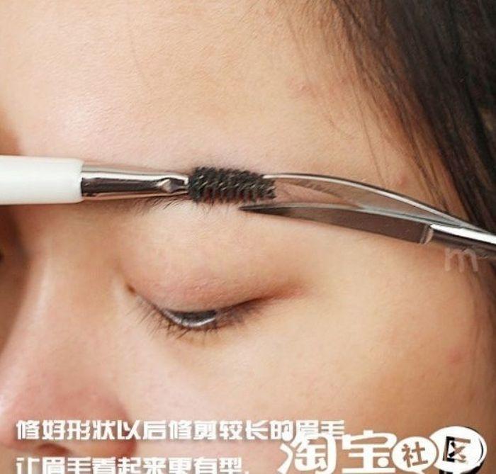 Gatinhas asiáticas antes e depois da maquiagem 2 03