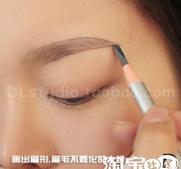 Gatinhas asiáticas antes e depois da maquiagem 2 06