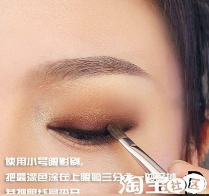 Gatinhas asiáticas antes e depois da maquiagem 2 08