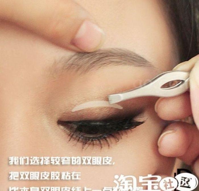 Gatinhas asiáticas antes e depois da maquiagem 2 12