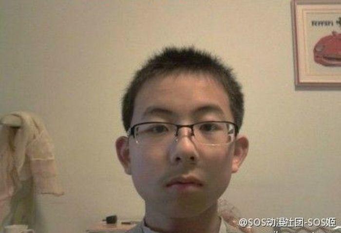 Gatinhas asiáticas antes e depois da maquiagem 2 19