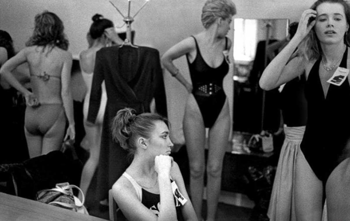 Primeiro concurso de beleza da União Soviética em 1988 01