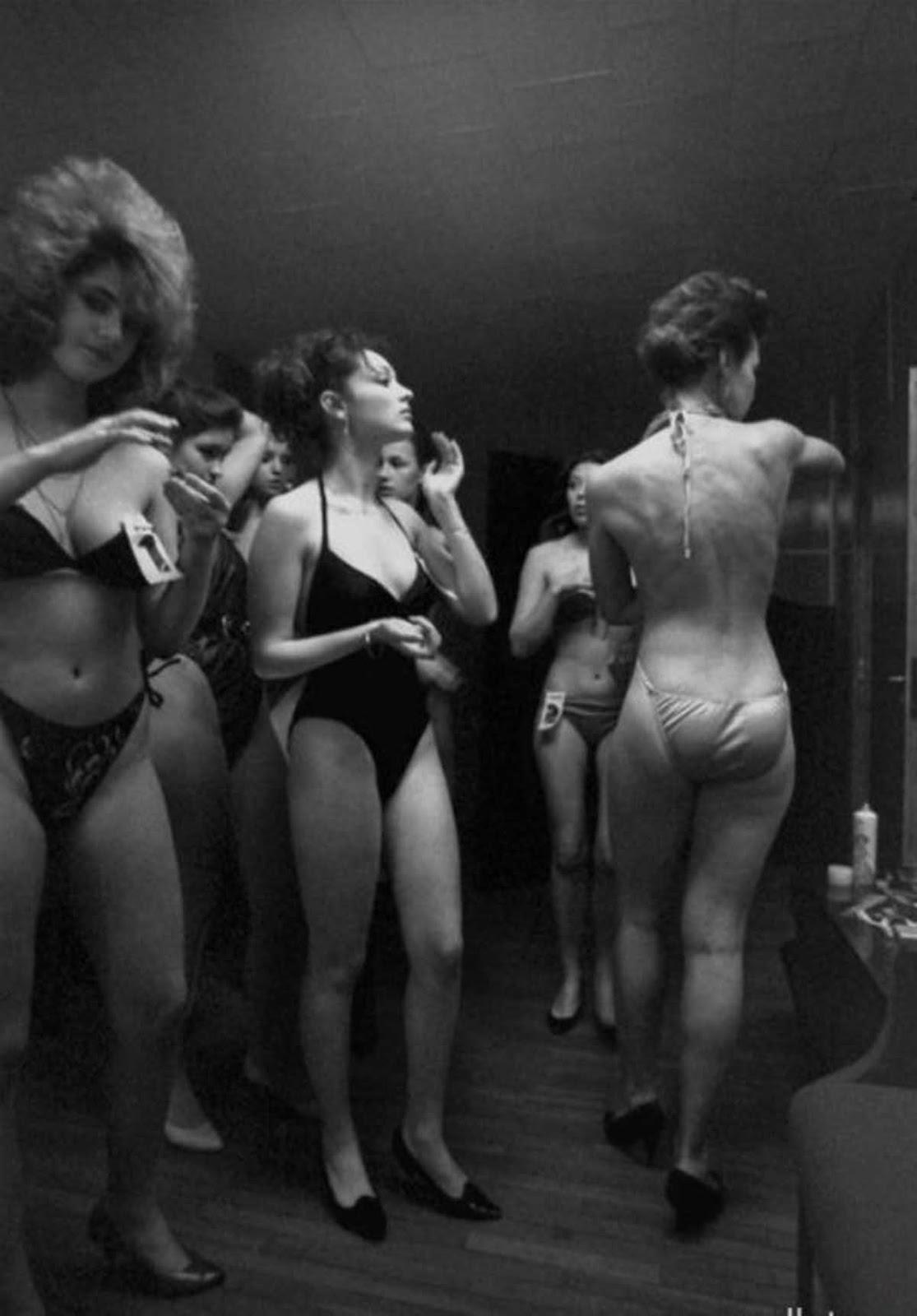 Primeiro concurso de beleza da União Soviética em 1988 07