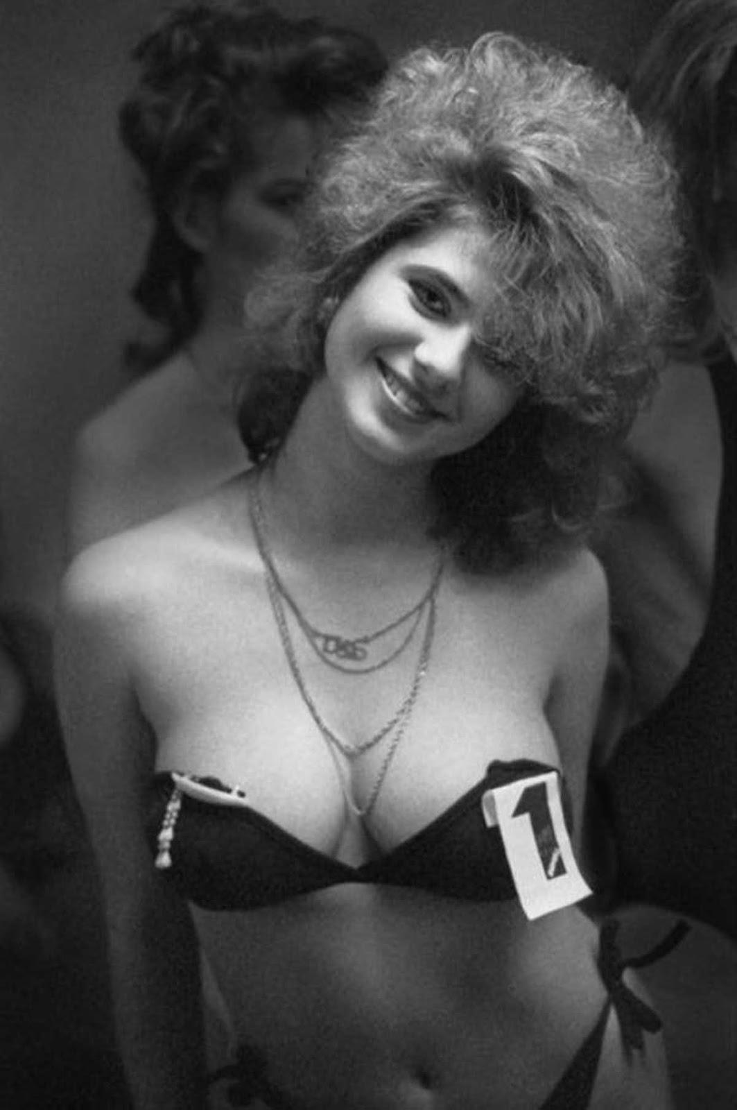 Primeiro concurso de beleza da União Soviética em 1988 11