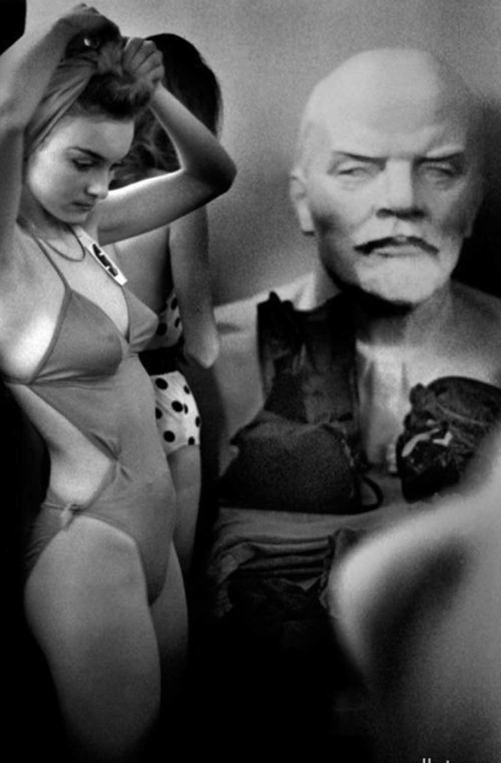 Primeiro concurso de beleza da União Soviética em 1988 14
