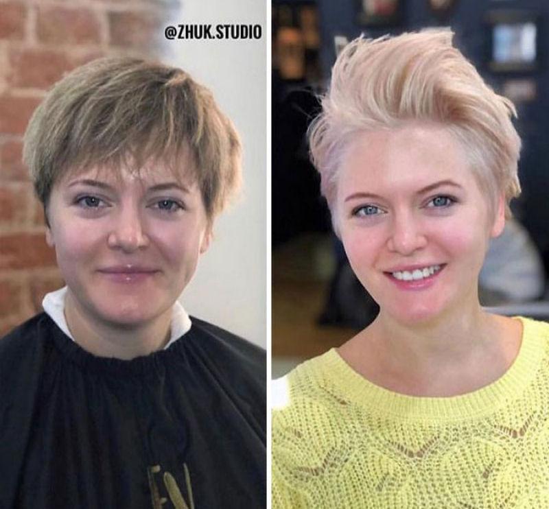 Incríveis mudanças de estilo que podem transformar uma vida 16