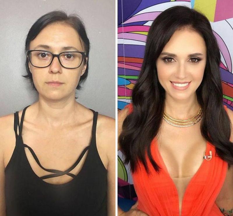 Incríveis mudanças de estilo que podem transformar uma vida 21
