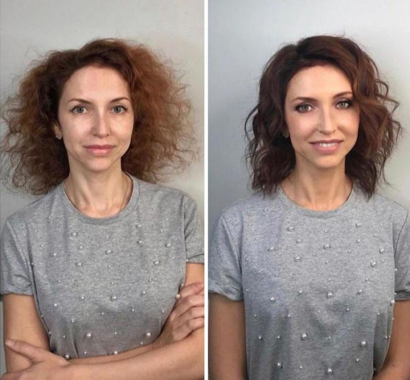 Incríveis mudanças de estilo que podem transformar uma vida 23